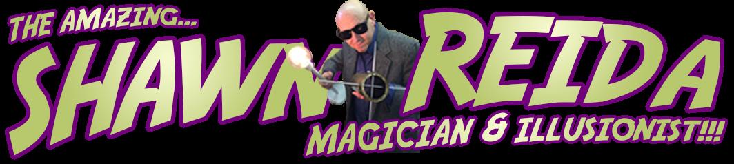 Magician and Illusionist Shawn Reida